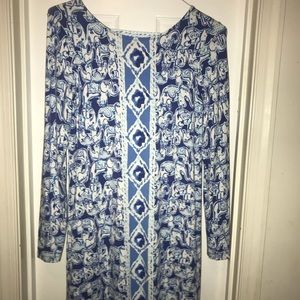 Lilly Pulitzer Ophelia Dress Small